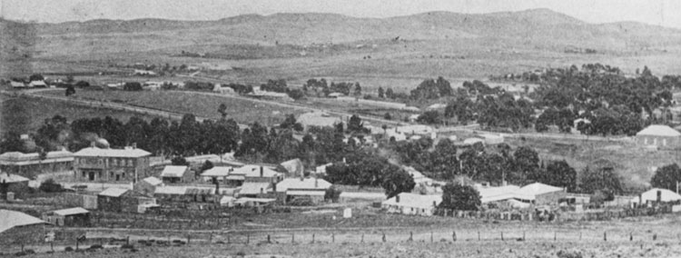 St Paul's Lutheran Church, Burra North 1904