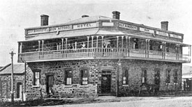 Burra's Bon Accord Hotel