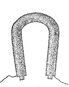 Henry's horseshoe magnet of 1829