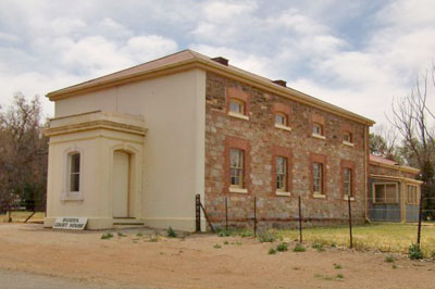 Burra's Redruth Courthouse