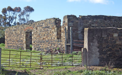 Burra's Smelts Stables and Yards
